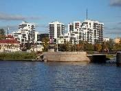 """Новый элитный жилой комплекс """"Ориенталь"""" на Барочной ул. 12"""