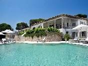 LUXURY VILLA WITH SWIMMING POOL FOR RENT SAINT-TROPEZ FRANCE