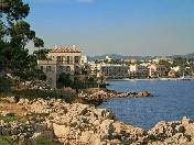 VILLA DE LUXE AVEC PISCINE LOCATION CAP D'ANTIBES FRANCE