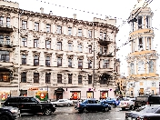 Reconstructed residential building for sale 18, Vladimirsky pr. / 2, Kolokolnaya Str. St-Petersburg