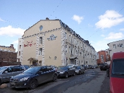 OFFICES TO LET AT 57, 6TH LINE OF VASILIEVSKY ISLAND
