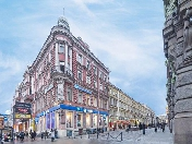 Street retail commercial premise for rent at 54, Nevsky prospekt