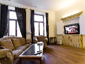 Water view 3-room apartment for rent at 56, Bolshaya Morskaya Street Saint-Petersburg