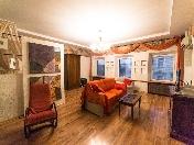 Стильная 1-комнатная квартира в аренду на Невском пр. 3 Санкт-Петербург