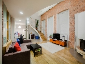 Stylish 4-room apartment for rent at 31, Moika River Embankment Saint-Petersburg