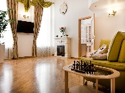 Modern 4-room apartment to let at 32-34, Millionnaya Street Saint-Petersburg