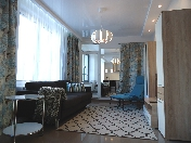 """Аренда стильной 2-х комнатной квартиры жк """"Царская Столица"""" Полтавский проезд 2"""