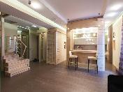 Stylish 5-room apartment for rent at 9, Pushkarsky lane Saint-Petersburg
