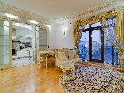 Luxury 4-room apartment for rent at 1, Fontanka Embankment Saint-Petersburg