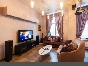 Rent author's design 3-room apartment at 14, Petrovsky prospekt Saint-Petersburg