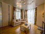 Rent modern style 2-room apartment at 60, Shpalernaya Street St-Petersburg