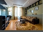 Stylish 2-room apartment for rent at 5, Divenskaya Street St-Petersburg