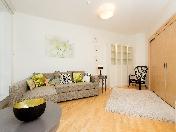 Rent 2-room apartment in elite building at 4, Chernyshevskogo pr., SPB