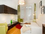 Аренда стильной 2-комнатной квартиры новый дом ул. Графтио 5 Санкт-Петербург