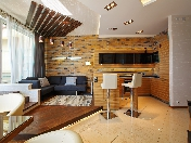 Снять видовую 3-комнатную квартиру элитный комплекс Барочная ул. 12 С-Петербург