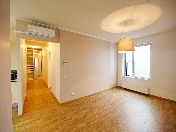 Modern 3-room apartment rental with parking new house 35, Smolenki river em. St-Petersburg