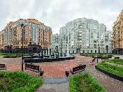 """3-х комнатная квартира на продажу в элитном жилом комплексе """"Парадный Квартал"""""""