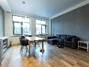 Rent modern studio apartment elite house at 64, Kamennoostrovsky prospect Saint-Petersburg
