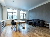 Rent modern studio apartment elite house at 64, Kamennoostrovsky prospect Saint-Petersburg