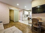 Аренда элитной 2-комнатной квартиры новый дом Кременчугская ул. 9 С-Петербург