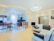 Modern 4-room apartment for sale brand new house 30, Vereyskaya Street Saint-Petersburg