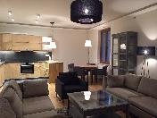 Снять авторскую 2-комнатную квартиру элитный дом 1, Орловская ул. С-Петербург
