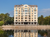 "Elite apartments for sale elite house ""Brilliant House"", Krestovsky Island S-Petersburg"
