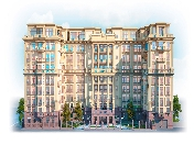 "2-8 room apartments for sale in the club house ""Hovard Palace"" Saint-Petersburg"