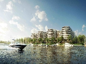 "1-7 room apartments for sale residential complex ""Privilegia"" Krestovsky Island St-Petersburg"