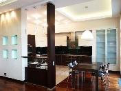 Аренда стильной 5-комнатной квартиры элитный дом Крестовский пр., 34, СПБ