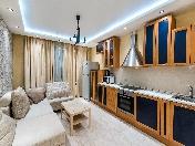 2-комнатная квартира в аренду в новом комплексе ул. Кременчугская 11 С-Петербург