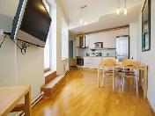 Снять современную 2-комнатную квартиру с террасой новый дом Казанская ул. 58 СПБ