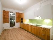 Аренда просторной 4-комнатной квартиры с балконом новый дом Детская ул. 18 СПБ