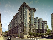 "2-3 room apartments for sale elite residential complex ""Sobranie"" Saint-Petersburg"