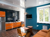 2-room apartment with parking rental at 182, Moskovsky pr., Saint-Petersburg