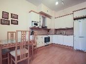 Снять современную 2-комнатную квартиру с балконом новый дом Казанская ул. 58 СПБ