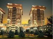 "1-4 room apartment for sale in the business class residential complex ""Imperial"" St-Petersburg"