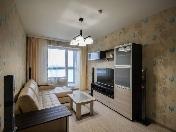 """2-комнатная квартира в аренду, новый комплекс """"Айно"""", наб. Смоленки, 35, СПБ"""