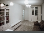 Modern 2-room apartment to let in Moskovsky district, at 10, Dimitrova Str., St-Petersburg
