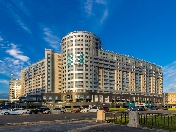 "1-4 room apartments for sale in elite residential complex ""Platinum"", SPb"
