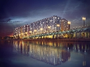 "1-3 room apartments for sale in loft - quarter business - class ""Docklands"" SPb"