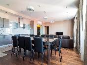 Снять 6-комнатную квартиру с балконом, элитное здание, ул. Парадная, 3, СПБ