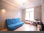Lease 2-room apartment in the center at 108, Obvodny Ch. Emb. Saint-Petersburg