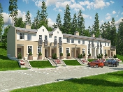 "Townhouse for sale in residential complex ""Blizkoye"" Mistolovo, Vsevolozhsky distrikt, LO"