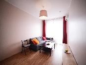 Новая 2-комнатная квартира в аренду в новом доме наб. Смоленки, 35, С-Петербург