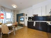 Арендовать 2-комнатную квартиру с балконом, новый жк, Приморский район СПБ