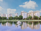 "Studios and 1-4 apartments for sale in elite business class complex ""LIFE-Primorsky"" SPB"