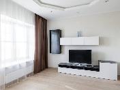 Снять стильную светлую 3-комнатную квартиру с паркингом, ул. Киевская, 3, СПБ