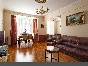 Classical style 3-room apartment with parking rental at 14, Konnaya Street, Saint-Petersburg