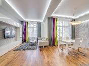 Снять современную 3-комнатную квартиру в центре, на Кирочной ул., 64, С-Петербург